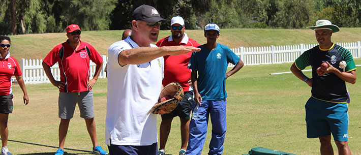 SWD Cricket Coaching