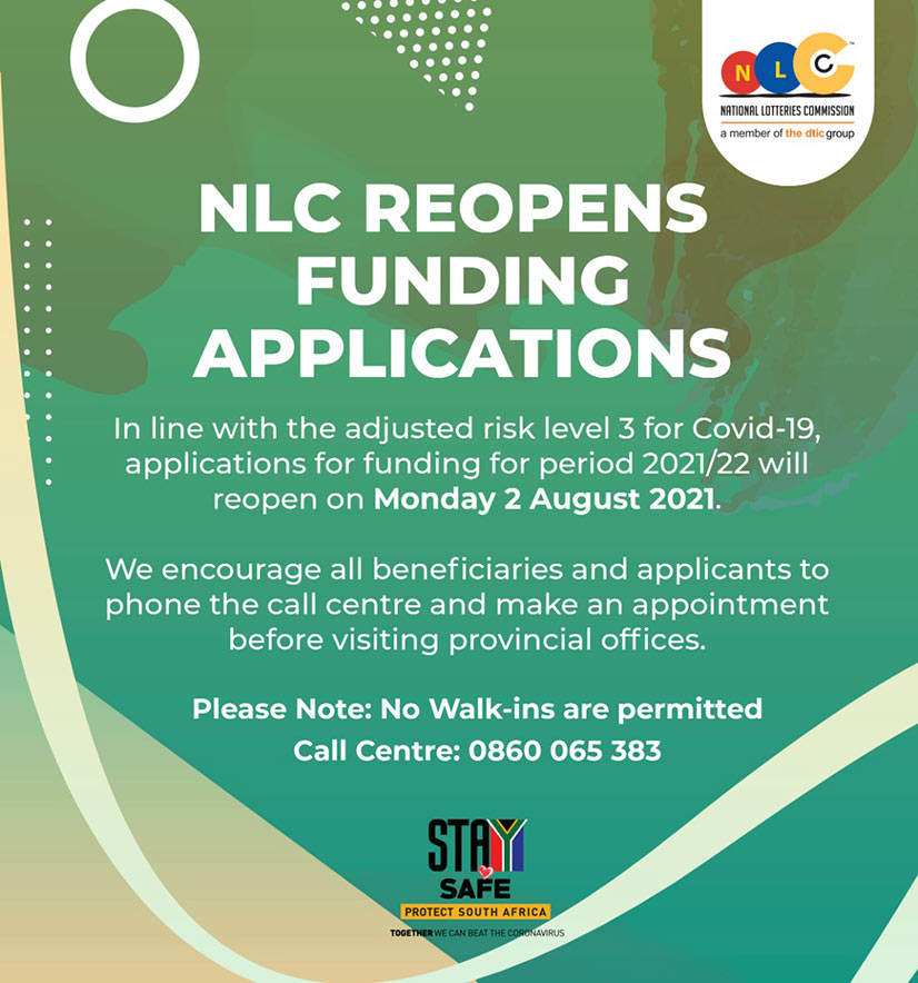 NLC Funding Applications