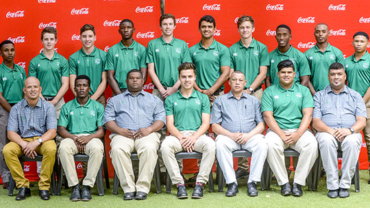 Coca Cola Khaya Majola Week - SWD Team