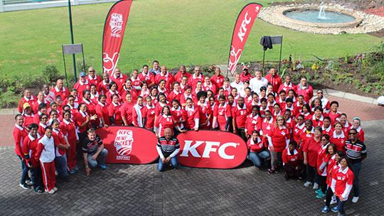KFC Mini Cricket Seminar