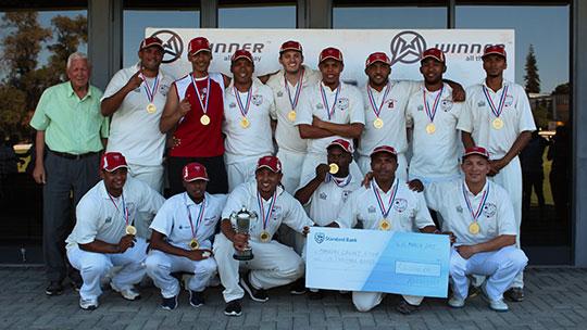 Pioneers - Winners SWD Promotion League