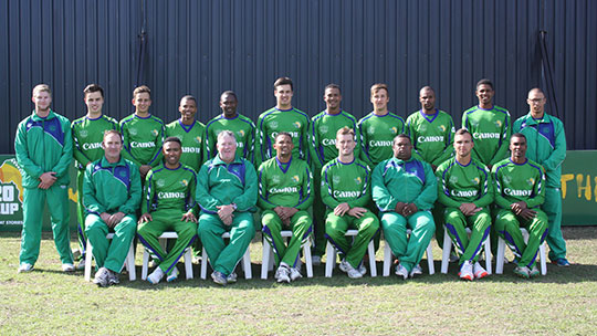 SWD team for Africa T20 Cup