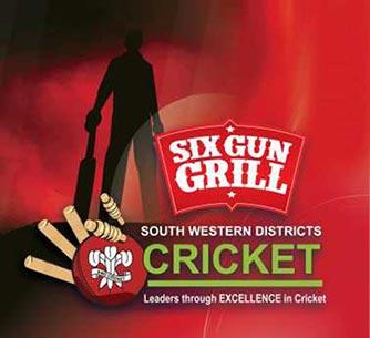 Six Gun Grill SWD Cricket