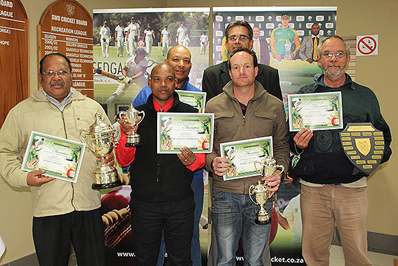SWD Cricket - Awards for SWD Cricket Umpires