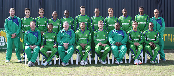 SWD team for Africa T20 Cup 2016