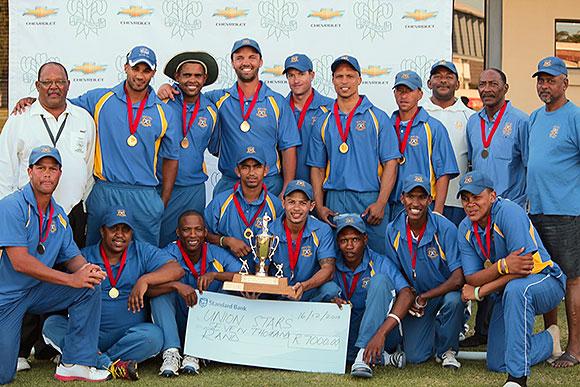 SWD Cricket - Union Stars, winners of SWD T20 League