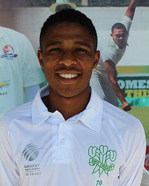 SWD Cricket - Mthobeli Bandingawo