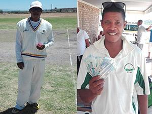 SWD Cricket - Vernon Visagie