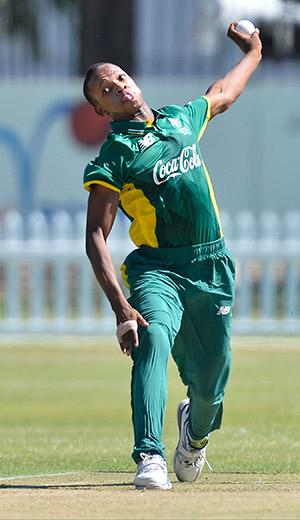 SWD Cricket - Akhona Mnyaka