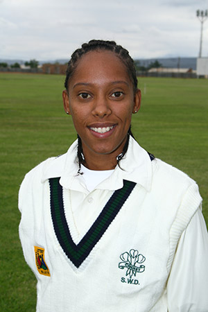 SWD Cricket - Elzaan Pietersen