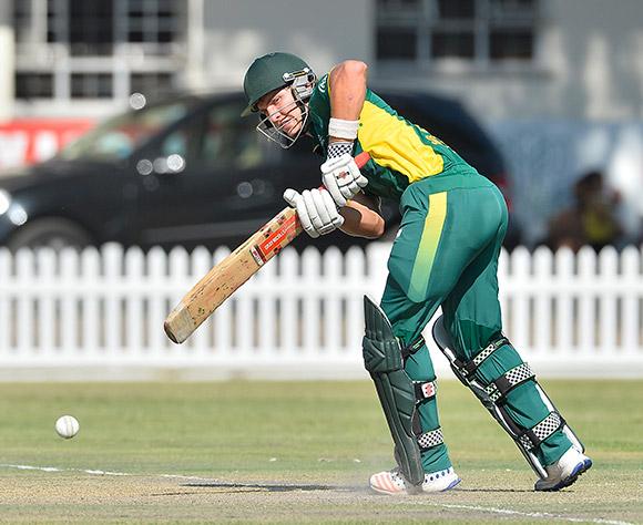 SWD Cricket - Raynard van Tonder