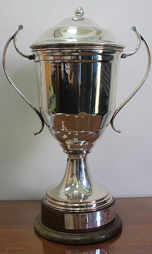 SWD Cricket - The Petersen Trophy