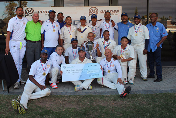 SWD Cricket - Union Stars from Oudtshoorn