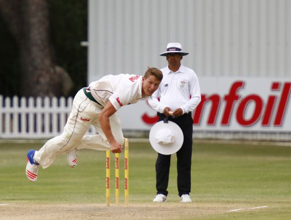 SWD Cricket - Dwaine Pretorius