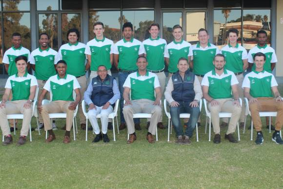 SWD Cricket Academy Intake for 2017/18