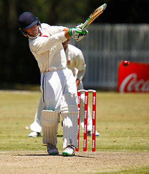 SWD Cricket - Bailey Aarons