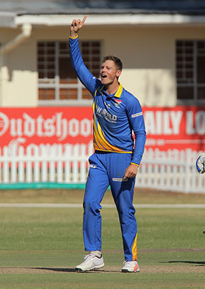 SWD Cricket - George Linde