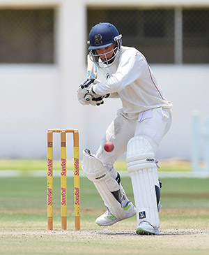 SWD Cricket - Sebastiaan Green