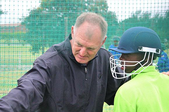 SWD Cricket - Adrian Birrell