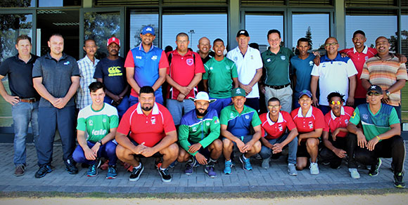 SWD Cricket - SWD Coaches Conference
