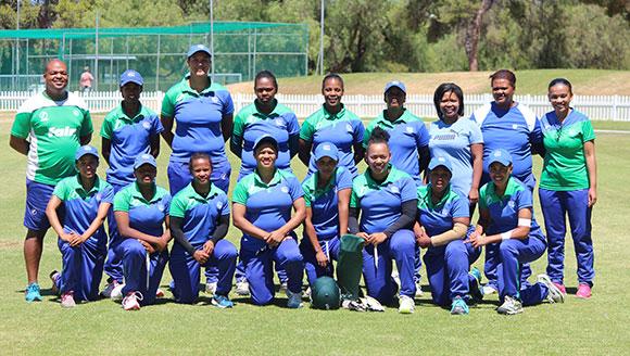 SWD Cricket - Women's Senior Team
