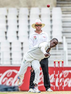SWD Cricket - André Olivier