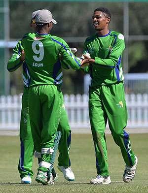 SWD Cricket - Mthobeli Bangingdawo