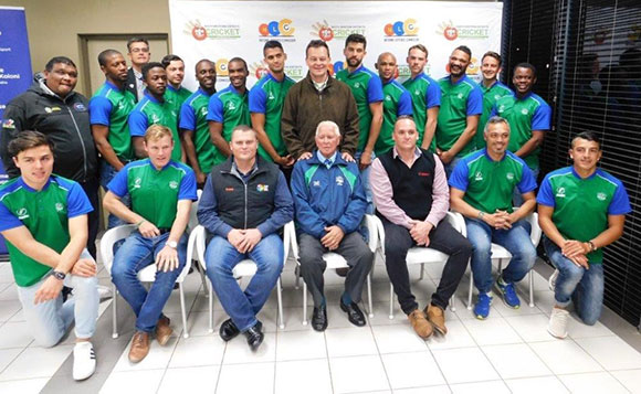 SWD Cricket - SWD team for Africa Cup T20