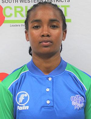 SWD Cricket - Chani Damons