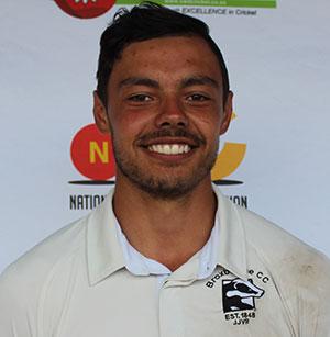 SWD Cricket - Jaco Janse van Rensburg
