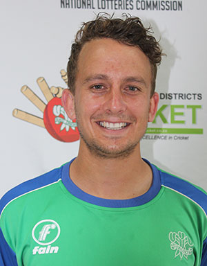 SWD Cricket - Niel Hornbucle