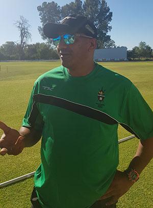 SWD Cricket - Roger Telemachus, KZN coach