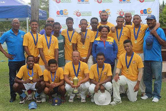 SWD Cricket - Union Stars B – the winners of the SWD Reserve league competition