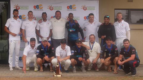 SWD Cricket - George Cricket Club