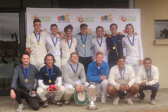 SWD Cricket - The Nelson Mandela University George Cricket Club