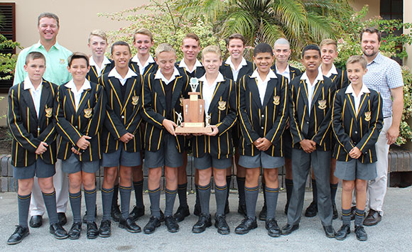SWD Cricket - Outeniqua u15 Team