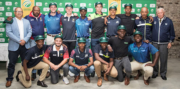 SWD Cricket - South Africa Academy