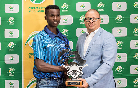 SWD Cricket - Thomas Mashiane