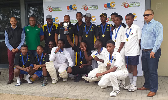 SWD Cricket - Thembalethu Cricket Club