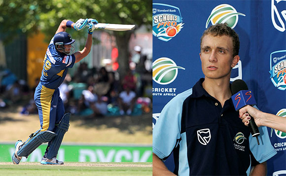 SWD Cricket - Richardt Frenz will be replacing Obus Pienaar