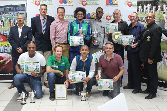 SWD Cricket - The South Western Districts Cricket Umpires Awards function