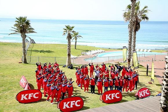 SWD Cricket - KFC Mini Cricket Seminar