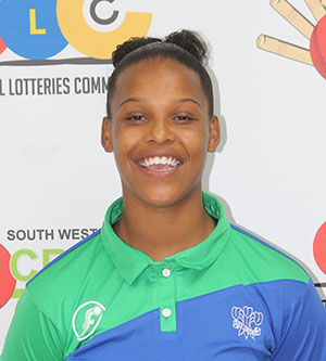 SWD Cricket - Micaela Andrews