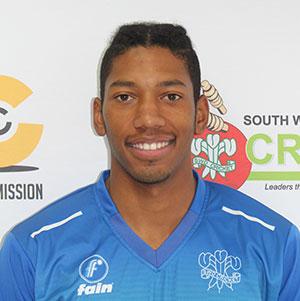 SWD Cricket - Bailey Aarons