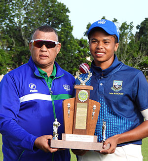 SWD Cricket - Trophy Hand-over