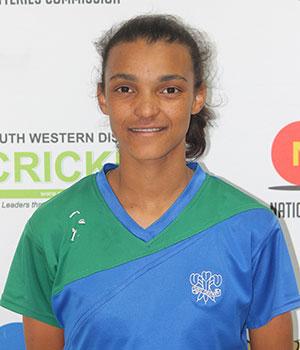 SWD Cricket - Kaylene Abrahams