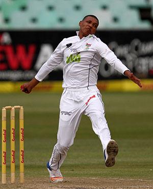 SWD Cricket - Otneil Baartman