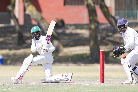 SWD Cricket - Jhedli van Brieses