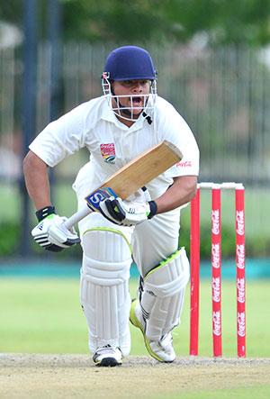 SWD Cricket - Levin Muller
