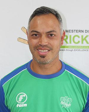 SWD Cricket - Baakier Abrahams